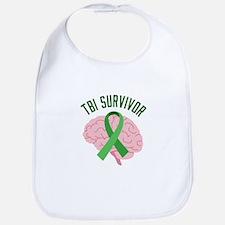 TBI Survivor Bib