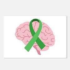 Brain Injury Awareness Postcards (Package of 8)