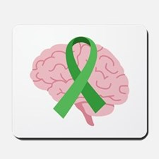 Brain Injury Awareness Mousepad