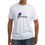 CYCLE Fitted T-Shirt
