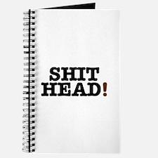 SHIT HEAD! Journal