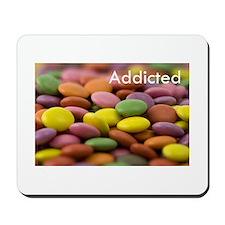 Addicted Mousepad