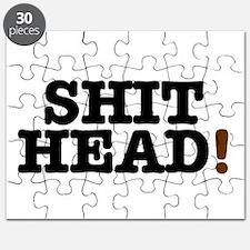 SHIT HEAD! Puzzle