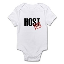 Off Duty Host Infant Bodysuit