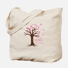 Hope For Cure Tote Bag