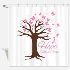 Hope For Cure Shower Curtain
