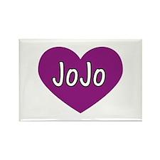 Jo Jo Rectangle Magnet