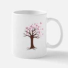 Butterfly Hope Tree Mugs