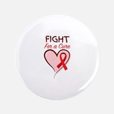 """Fight For Cure 3.5"""" Button (100 pack)"""
