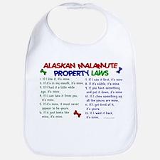 Alaskan Malamute Property Laws 2 Bib