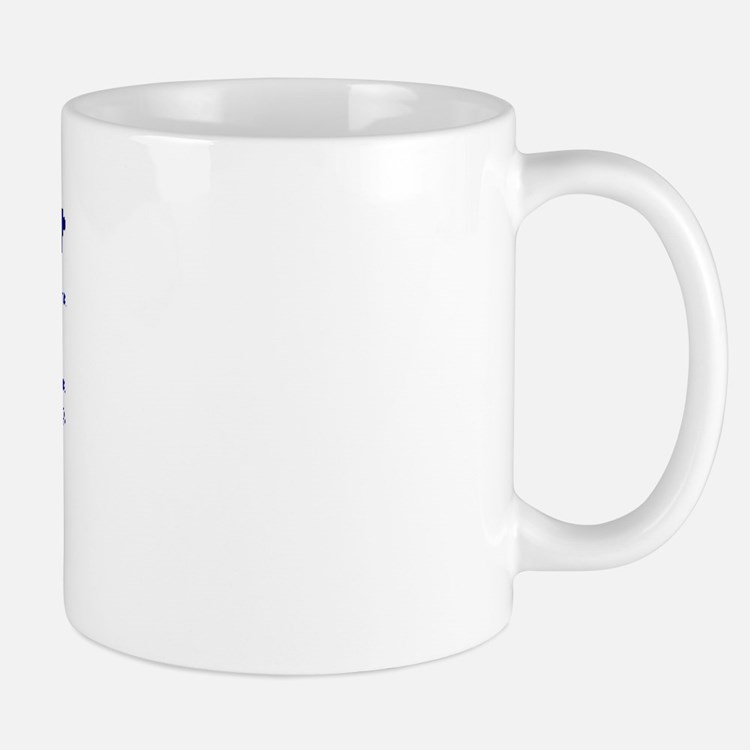 Alaskan Malamute Property Laws 2 Mug