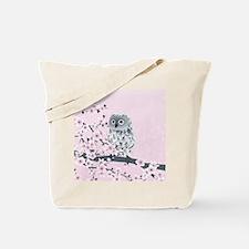 Funny Cute owls Tote Bag