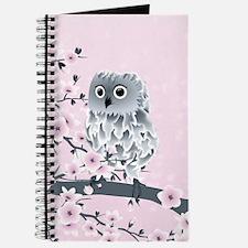 Cute Owl Girls Journal