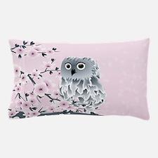 Cute Owl Girls Pillow Case