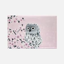 Cute Owl Girls Magnets