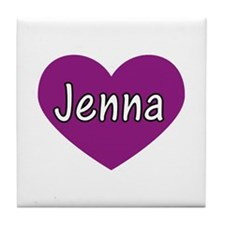 Jenna Tile Coaster