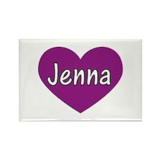 Jenna Rectangle Magnet (100 pack)