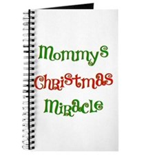 Mommy's Christmas Miracle Journal