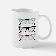 Retro Glasses Mugs