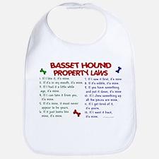 Basset Hound Property Laws 2 Bib