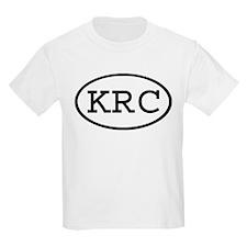 KRC Oval T-Shirt