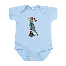 Bijou's Christmas Bell Infant Bodysuit