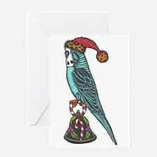 Bijou's Christmas Bell Greeting Card