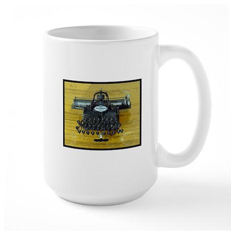 Blickensderfer Large Mug