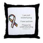 Autism Understanding Throw Pillow
