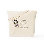 Autism Understanding Tote Bag