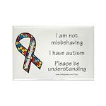 Autism Understanding Rectangle Magnet (10 pack)
