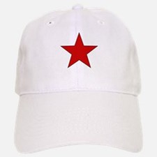 Red Star Baseball Baseball Cap
