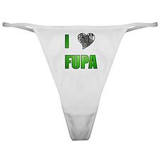 Funny Fupa Classic Thong