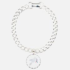 Infertility Awareness Dove Bracelet