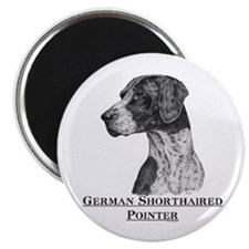 German Shorthair Pointer Dog Breed Magnet