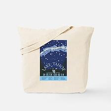 Cool California vacation Tote Bag