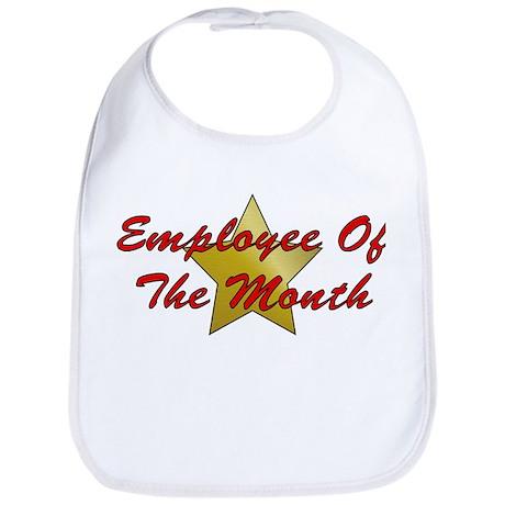 Employee Of The Month Bib