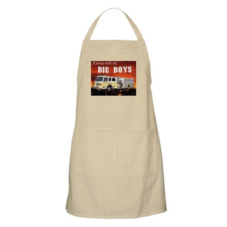 Riding with the Big Boys BBQ Apron