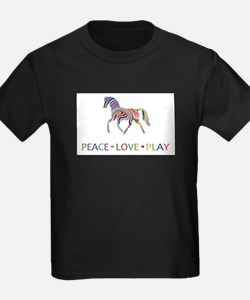 Peace Love Play T-Shirt