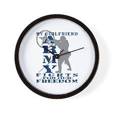 GF Fights Freedom - ARMY  Wall Clock