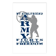 GF Fights Freedom - ARMY  Postcards (Package of 8)