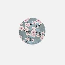 Cute Cherry blossom Mini Button
