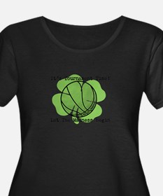 March Madness Its Tournament Time Plus Size T-Shir