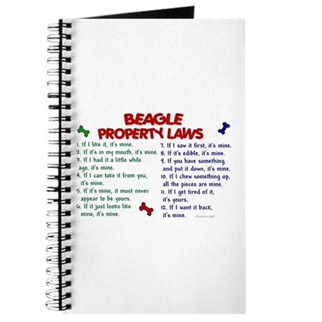 Beagle Property Laws 2 Journal