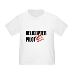 Off Duty Helicopter Pilot T