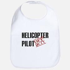 Off Duty Helicopter Pilot Bib