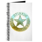 Stinkin Badge Journal