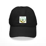 Stinkin Badge Black Cap