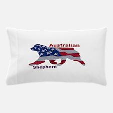 US Flag Aussie Pillow Case