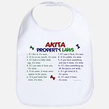 Akita Property Laws 2 Bib